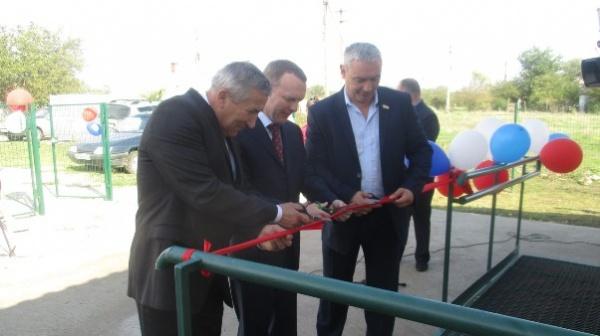 В селе Кирово состоялось торжественное открытие нового ФАПА